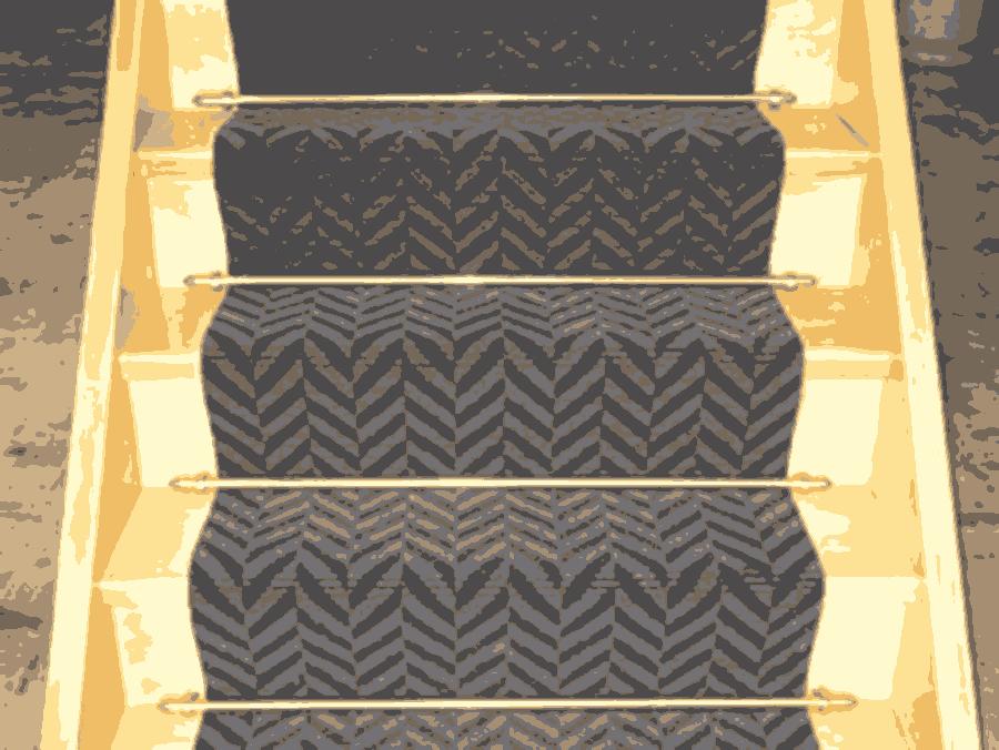 tapis d escalier moderne finest beaucoup duides pour. Black Bedroom Furniture Sets. Home Design Ideas